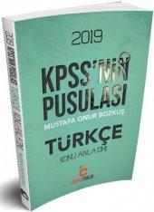 Doğru Tercih Yayınları 2019 Kpss Nin Pusulası Türkçe Konu Anlatımlı