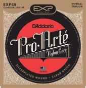 Daddario Exp45 Normal Tension Klasik Gitar Teli