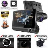 Angeleye Ks 526 Full Hd 1080p Araç Video Kaydedici Araç Kamera A