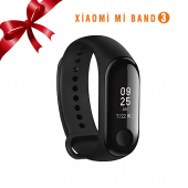 Xiaomi Mi Band 3 Akıllı Bileklik Saat (Yeni Kutu Yeni Versiyon)