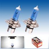 Süper Beyaz H4 Far Ampulü 12 Volt 100 Watt