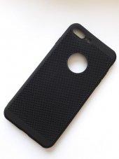 Iphone 8 Plus Siyah Slikon Kılıf Siyah
