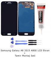 Samsung Galaxy A8 A800 2015 Lcd Ekran Dokunmatik