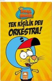 Tek Kişilik Dev Orkestra Kral Şakir Eksik Parça Yayınları