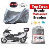 Mondial 150 Mh Drift Arka Çanta Uyumlu Motosiklet Brandası 021b267