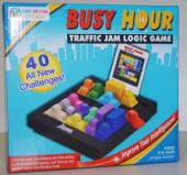 Busy Hour (Trafik Seti) Eğitici, Zeka Ve Gelişim Oyunu