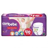 Canbebe Külot Bebek Bezi Maxi 4 Beden 40 Adet
