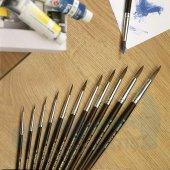 Fanart Academy Seri 145 Rötuş Fırçası