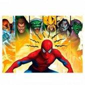 200 Parça Örümcek Adam Spider Man Spiderman Yapboz...