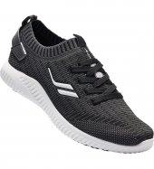 L 6608 Siyah Easystep Bayan Spor Ayakkabı