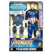 Avengers Infinity War Titan Hero Captan America E0...