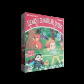 2.sınıf Renkli Dünyalar Hikaye Seti 10 Kitap Testli