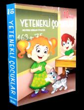 Yetenekli Çocuklar Kitap Seti 2. Ve 3. Sınıf