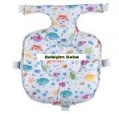 Bebe Desenli Çok Fonksiyonlu Bebek Yıkama Filesi