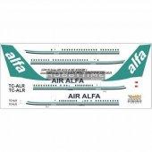 Dat01059 1 144 Air Alfa A 300 Şema1 Dekal Çıkartma