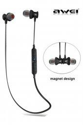 Awei Stereo Bluetooth Kulaklık (Ter Ve Su Geçirmez) A980bl Siyah