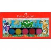Faber Castell 21li Büyük Sulu Boya Fırça Hediyeli