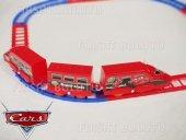 Cars Oyuncak Tren Seti Pil Hediyeli