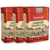 çaykur Organik Hemşin Çayı 400 Gr Teneke Kutu 3 Adet Kargo Bedava