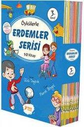 Yuva Yayınları 3. Sınıf Öykülerle Erdemler Eğitimi Serisi