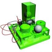 28104 Rs4 Robotic Ball Machine