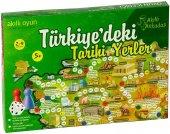 Akıllı Oyun Türkiyedeki Tarihi Yerler Kutu Oyunu