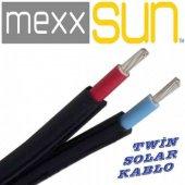 4 Mm Twin Güneş Paneli Solar Kablo (30 Metre Kargo...