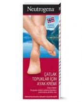 Neutrogena Norveç Formülü Çatlak Topuklar İçin Aya...