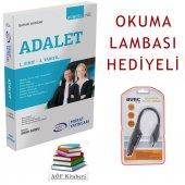 Okuma Lambası Hediyeli Adalet 1.sınıf 2.yarıyıl Murat Yayınları