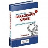 Paragrafın Şifresi Metot Anlatımlı Soru Bankası