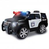 Gmc Akülü Polis Arabası