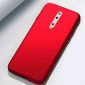 Nokia 8 Kılıf Fit Tpu Premiere Silikon Bordo