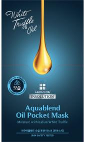 Leaders Insolution Aquablend Oil Pocket Mask Moisture