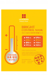 Leaders Insolution Bright Control Mask