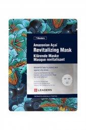 Leaders 7 Wonders Amazonian Açai Revitalizing Mask