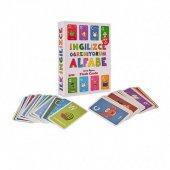Ingilizce Alfabe Flash Kartları