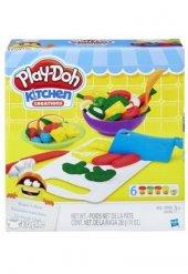 Play Doh Şefin Mutfağı B9012 Hasbro
