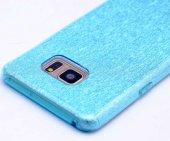 Samsung Galaxy S6 Edge Kılıf Lopard Shining Silikon Arka Kapak