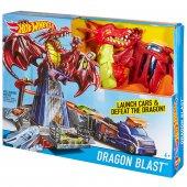 Hot Wheels Ejderha Macerası Oyun Seti Mattel Orjinal