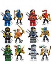 Lego Karakter Sürpriz Paket Tekli Ninja