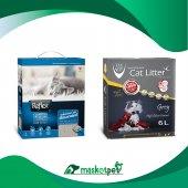 Reflex Sensitiv Vancat Aktif Karbon Kum 6 Lt * 2 Adet