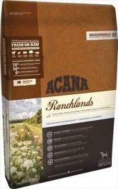 Acana Ranchlands Sığır Etli Köpek Maması 2 Kg