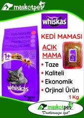 Whiskas Yetişkin Kedi Maması 1kg