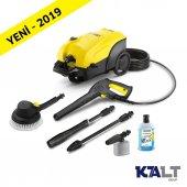 Karcher K 4 Compact Car Eu Araç Kitli Basınçlı Yıkama Makinesi