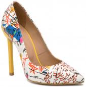 Gedikpaşalı Ang 9y 1970 Beyaz Bayan Ayakkabı Bayan Klasik