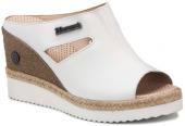 Mammamia D19yt 2000 Beyaz Bayan Ayakkabı Terlik Sandalet