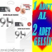 Huaweı P20 Lite Blue Nano Kırılmaz Ekran Koruyucu