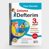 Mercek Yayınları 3.sınıf Çalışma Defteri