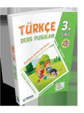 Mercek Yayınları 3.sınıf Türkçe Ders Pusulam