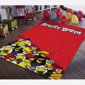 Merinos Halı Lisanslı Angry Birds Crow Çocuk Halısı 133x190